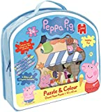 Peppa Pig Giant and Colour Jigsaw Puzzle