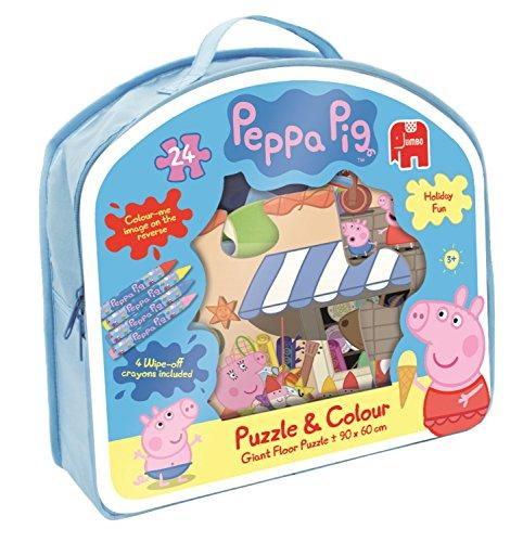 Preisvergleich Produktbild Peppa Pig Riesen und Farbe Puzzle