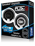 Best 5x7 Speakers - Ford KA Front Door Speakers Fli car speakers Review