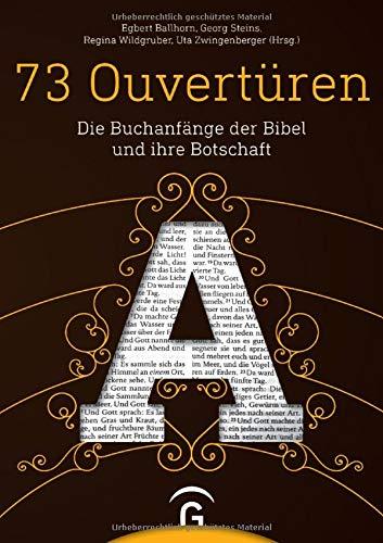 73 Ouvertüren von Karl-Heinz Vanheiden