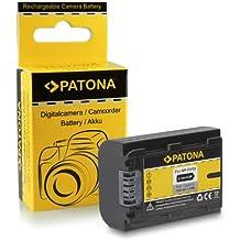Batería NP-FH50 para Sony CyberShot DSC-HX1 | DSC-HX100V | DSC-HX200V - DSLR Alpha 230 DSLR-A230 | 330 DSLR-A330 | 380 DSLR-A380 | 390 DSLR-A390 - Camcorder DCR-DVD Series | DCR-HC Series y mucho más…