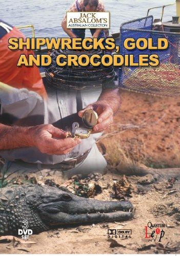 Shipwrecks, Gold And Crocodiles [DVD] [Edizione: Regno Unito]