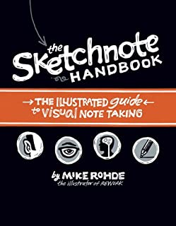 The Sketchnote Handbook: the illustrated guide to visual note taking (0321857895) | Amazon Products