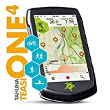 TAHUNA TEASI ONE4 - Outdoor navigatieapparaat met Bluetooth, kompas en kaart van Europa