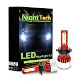 H7 LED Scheinwerfer Lampe, 48 W 6500 K Lumen extrem helle COB Chips Conversion Kit, All-in-One Automotive LED Scheinwerfer Leuchtmittel Auto Scheinwerfer-Kit