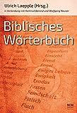 Biblisches Wörterbuch -