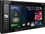 "Pioneer AVIC-5200NEX Navigation Receiver with Carplay, 6.2"""