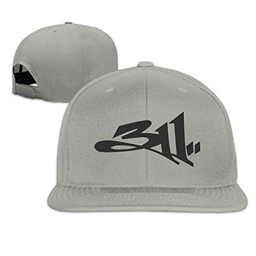 thna-311-new-album-adjustable-fashion-baseball-hat-ash