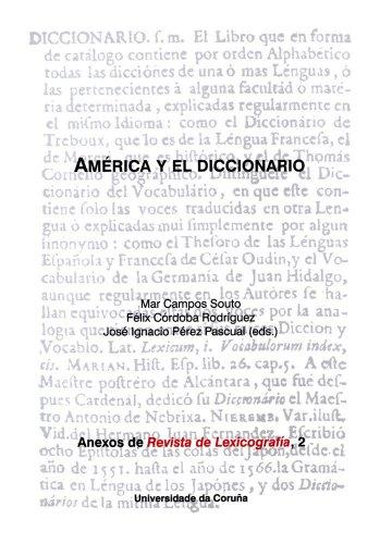 América y el diccionario por Mar Campos Souto