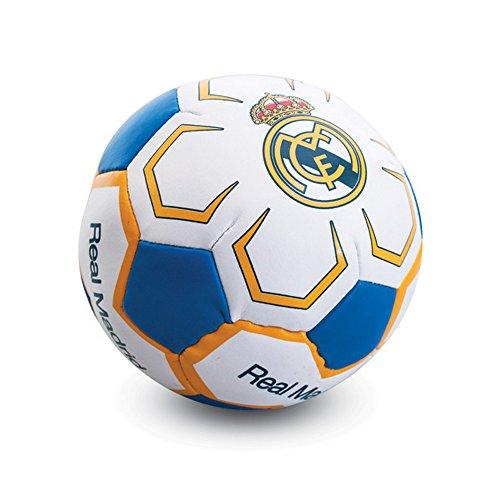 Real Madrid CF Official - Balón de fútbol mini con escudo