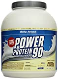 Body Attack Power Protein 90, Vanille, 2kg Dose
