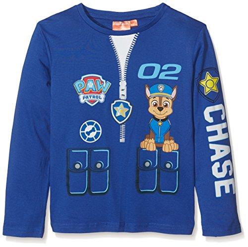 Nickelodeon paw patrol uniform, felpa bambino, blu (blue 19-3952tc), 2-3 anni