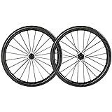 Zipp 302 Carbon Clincher Laufradsatz, Vorderrad + Hinterrad für Drahtreifen mit Felgenbremse (Shimano/Sram) weiße Aufkleber