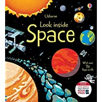 Look Inside: Space (Look Inside): 1 (Look Inside Board Books)