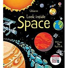 Look Inside Space (Look Inside Board Books)