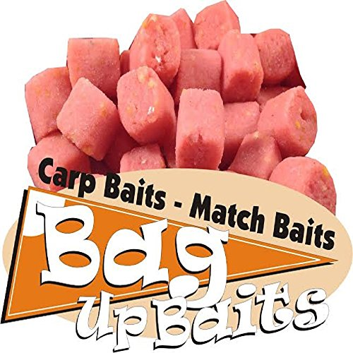 Bag-Up-Baits-Boosted-10mm-Pink-Robin-Red-Boilie-Carp-Bait-Cubes-With-Free-Delivery-Excellent-Fishing-Bait-For-Carp-and-Barbel-Bait