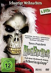 Terry Pratchett Hogfather – Schweinsgalopp (2 DVDs)