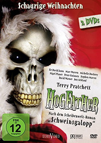 Terry Pratchett Hogfather – Schweinsgalopp (2 DVDs)