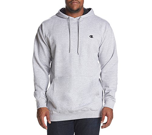 Big And Tall Sweatshirt (Champion Big & Tall Kapuzen-Sweatshirt, Fleece, Herren Unisex, xx-large)