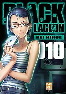 Black Lagoon Nouvelle édition Tome 10