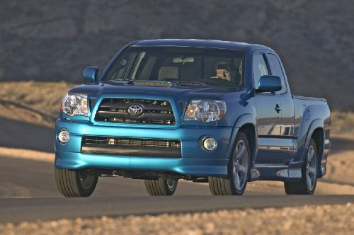 classic-and-muscle-car-ads-and-car-art-toyota-tacoma-x-runner-2006-truck-art-poster-print-on-10-mil-