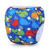 Storeofbaby Wiederverwendbare Swim Windeln für Baby Adjustable Badehose Infant 0 3 Jahre