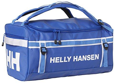 Helly Hansen HH New Classic Duffel 67166 Bolsa de Viaje, 45 cm, 30 litros, Olympian Blue