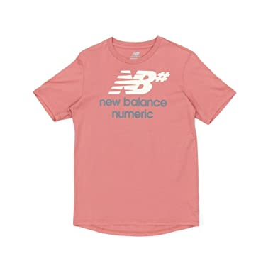new balance t shirt uomo
