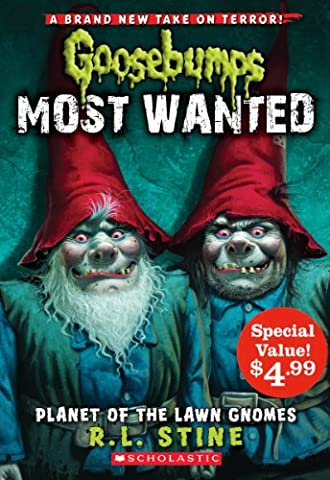 Goosebumps: Most Wanted #1: Planet of the Lawn Gnomes (Special Value Edition)