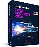 BitDefender Total Security 2016 - 1 PC, 1 Year