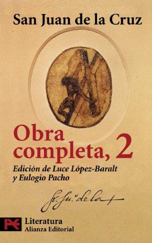 Descargar Libro Obra completa, 2 (El Libro De Bolsillo - Literatura) de San Juan de la Cruz
