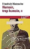 humain trop humain tome 2