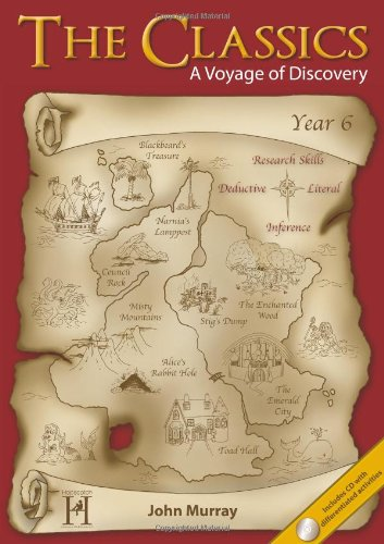 The Classics: A Voyage of Discovery Year 6 (Book & CD) (Reading Explorers)
