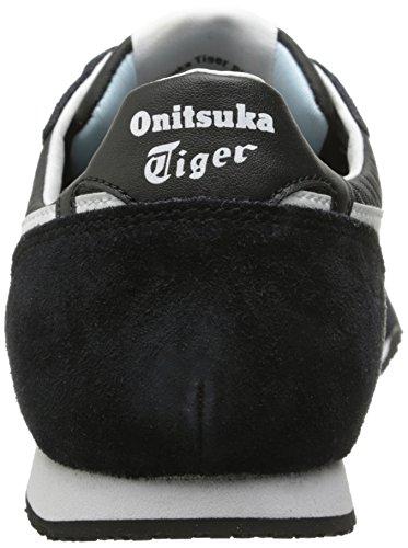 Asics Serrano Onitsuka Tiger Chaussures Pour Hommes Black/White