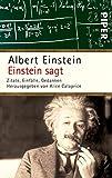 Einstein sagt: Zitate,