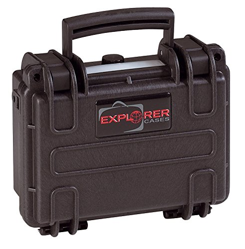 Explorer Multibox Case Modell 1908, schwarz, EC1908B