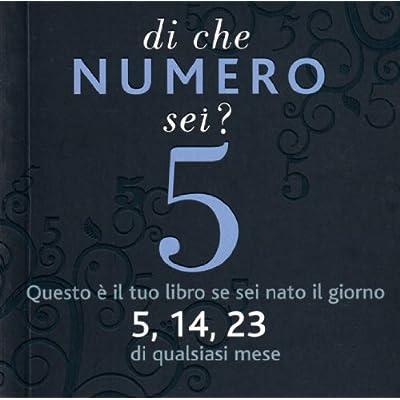 Di Che Numero Sei? Cinque. Ediz. Illustrata