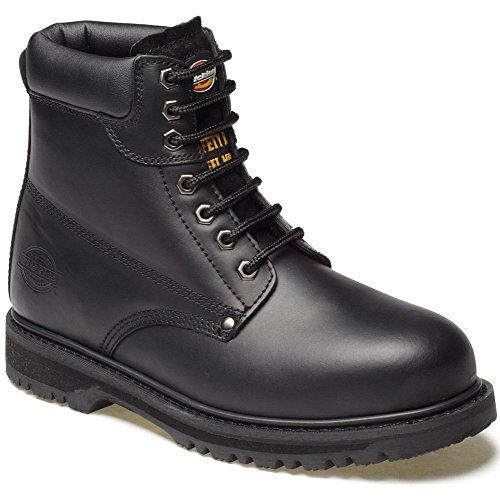 Dickies , Chaussures de sécurité pour homme Noir - noir