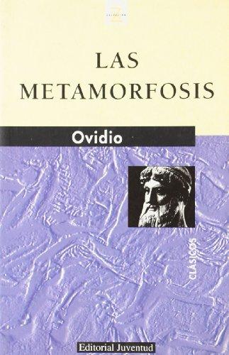 Las Metamorfosis (CLASICOS) por Ovidio