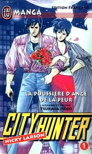City Hunter (Nicky Larson), Tome 1 : La poussière d'ange de la peur