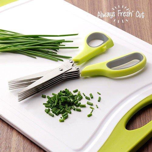Always Fresh Kitchen Cut Tijeras Multicorte