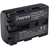 Insten Best Replacement Digital Camera Battery Pack Compatible With Sony NP-FM50/NP-FM30