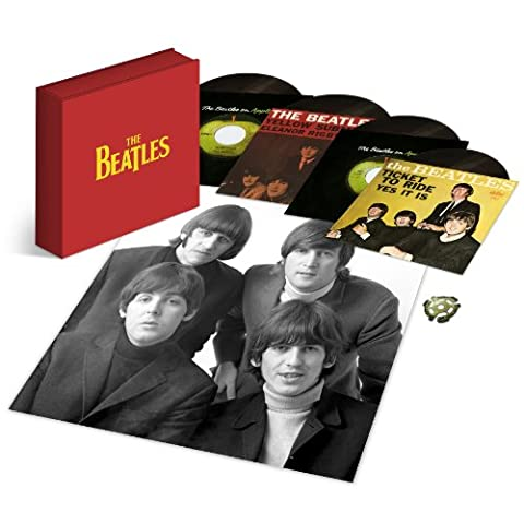 The Beatles Box - 1's Singles Collection (Record Store