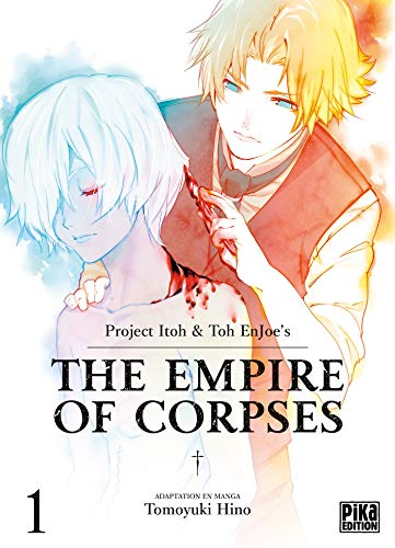 The Empire of Corpses Edition simple Tome 1