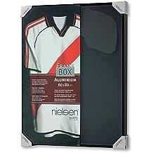 Nielsen, Cornice, 60x 80cm, Nero Satinato, Maglietta da calcio Frames