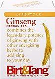 Birt & Tang Ginseng Kräutertee Packung mit 50 Beutel