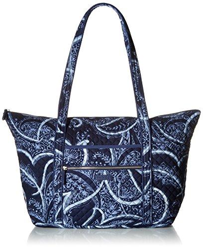 Vera Bradley Iconic Miller Travel Bag, Signature Cotton, Indio, One Size