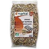 Graines de Tournesol Bio Décortiquées | 250g | Markal