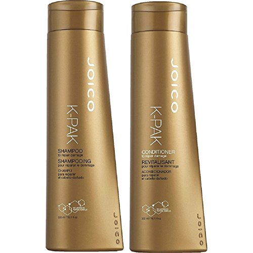 Joico K-Pak Reconstruct Shampoo & Conditioner Pack For Damaged Hair 300ml
