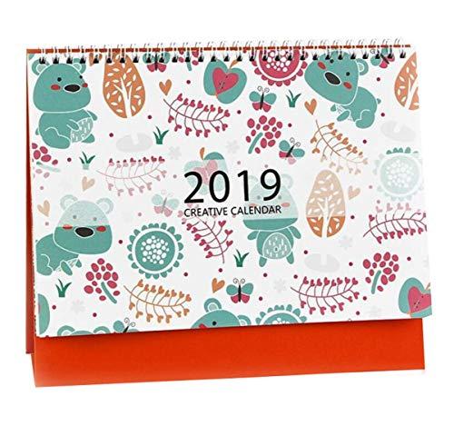 Calendario Mese Dicembre 2019.Grande Planner Agenda Mensile Muro Scrivania Dicembre 2018